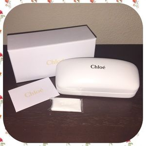 Brand New Chloe Sunglasses Case